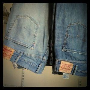 Levi's Jeans - Clothes